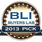"""BLI Pick 2013 150x150 - Sharp Earns Two Top """"Picks"""" from Buyers Lab"""