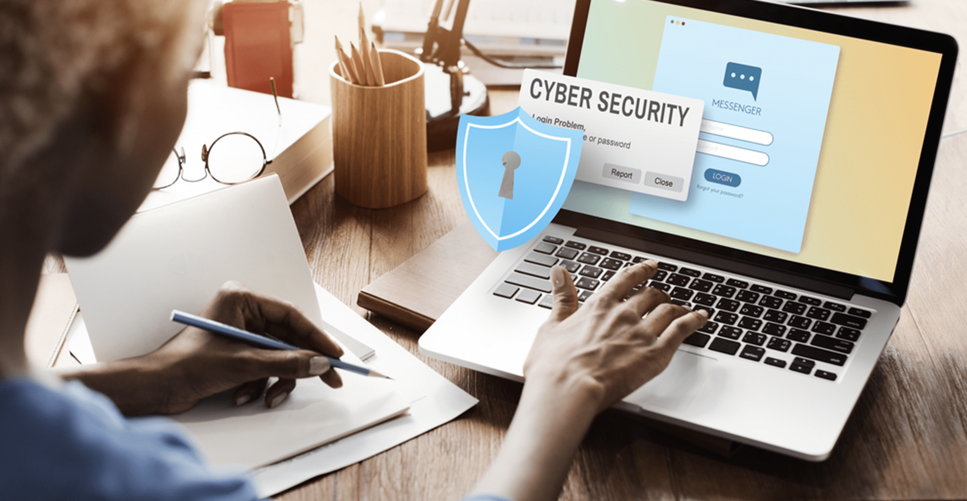 Cyber Security - DTS Provides Innovative Home Office Cybersecurity Solutions for the Nearly 50% of Remote Workers Infected By Malware