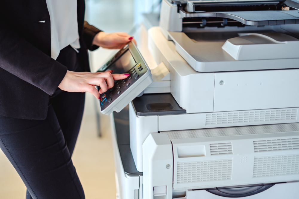 What Is a Multifunction Printer?