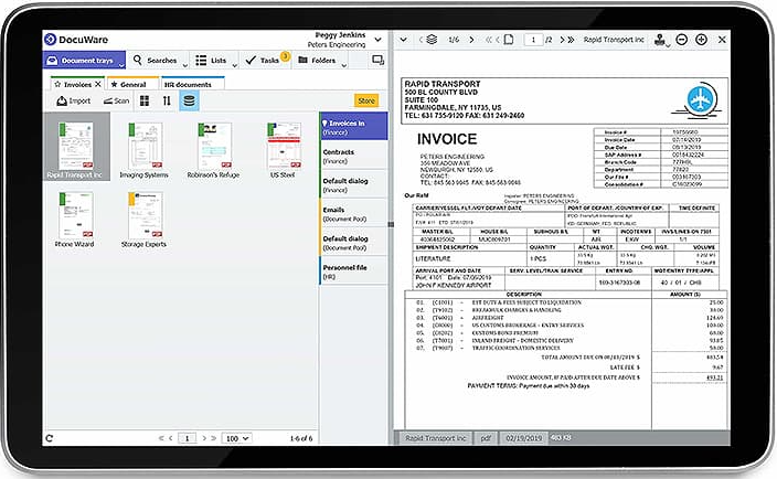 DocuWare 2 - How Small and Mid-Sized Businesses Use DocuWare