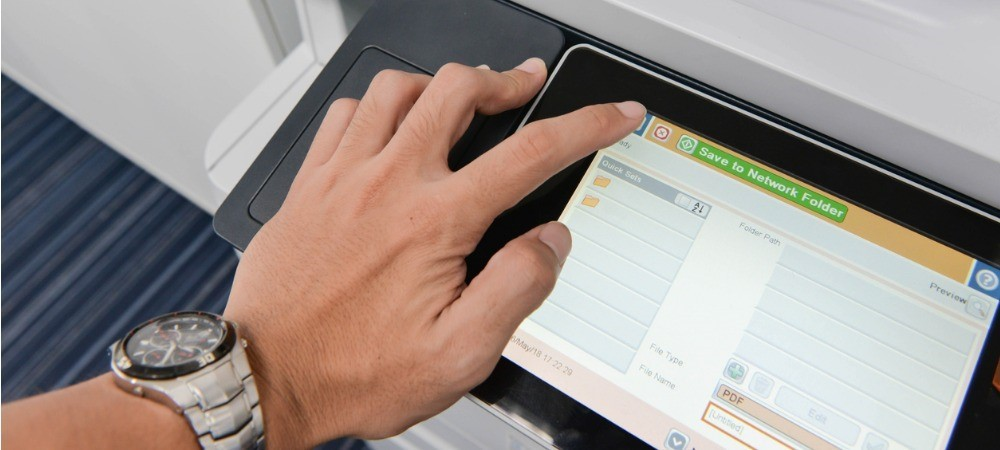 Improve Workflow with an MFP - Can You Improve Workflow with a Multifunction Printer?