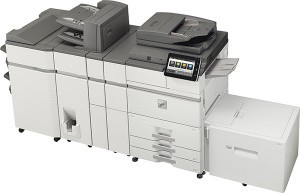 MXM6570 300x193 - Sharp Introduces New High-Speed Multifunction Copiers