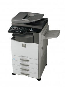 MX 2615N 3115N INNER BEAUTY 226x300 - Sharp Ledger-size Color MFPs Offer Productive Workflow Features and Flexible Design