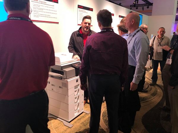 Pulse17 - Sharp National Dealer Meeting