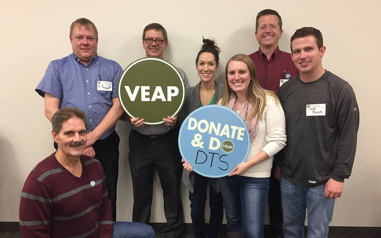 VEAP4 - VEAP Volunteer Day