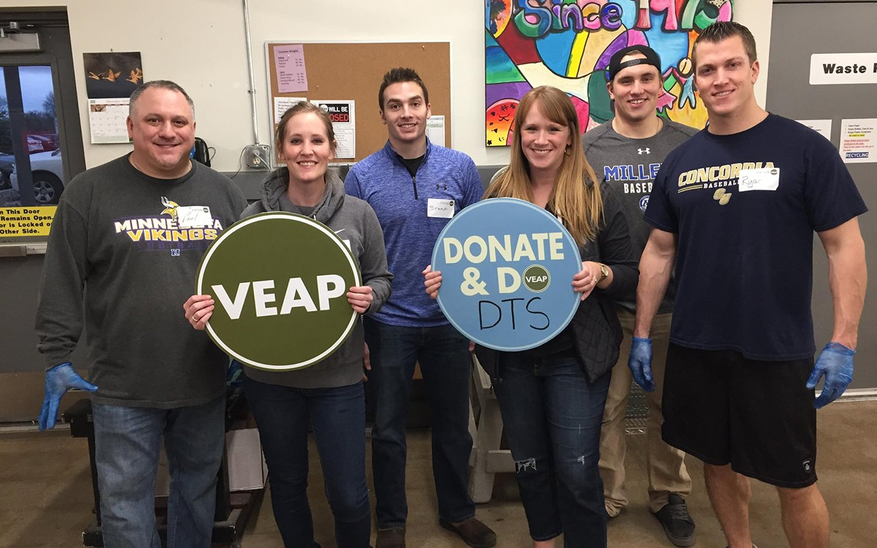 Veap2 - VEAP Volunteer Day