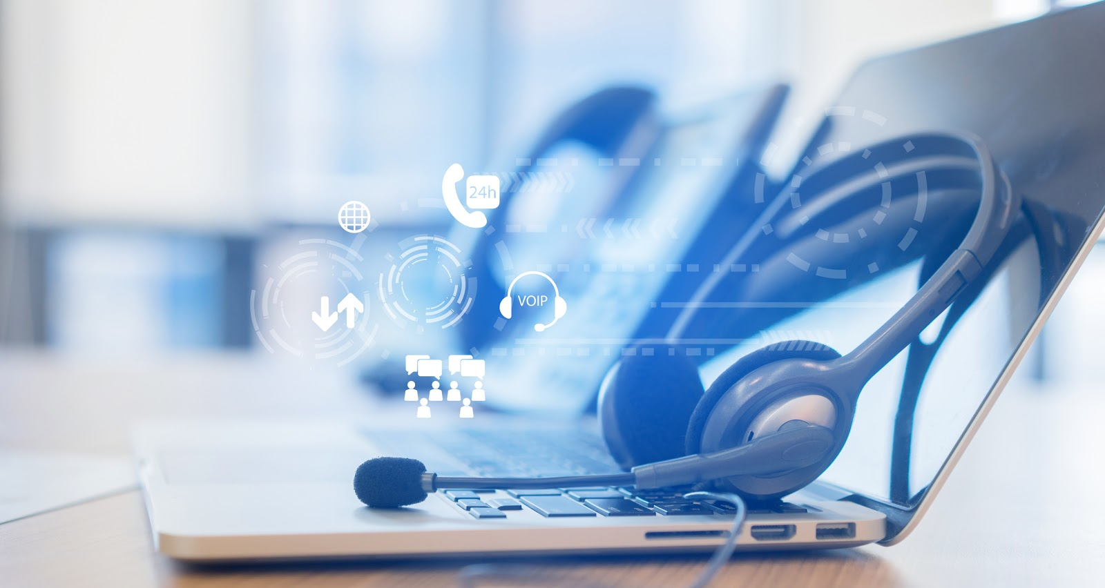 cloud voice - DTS Helps Companies Transition From Old Phone Systems That Hindered Remote Worker Performance