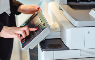 Should your small business have an inkjet printer or a laser printer.