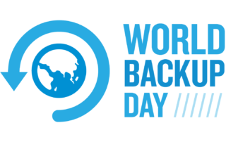 world backup day logo 320x202 - World Backup Day - Is Your Data Protected?
